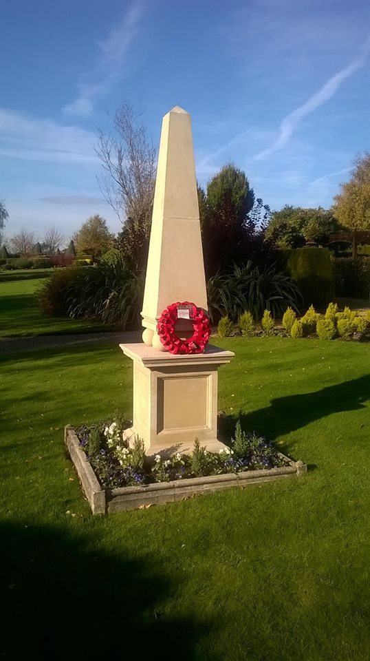 Portchester Memorial Remembrance Day