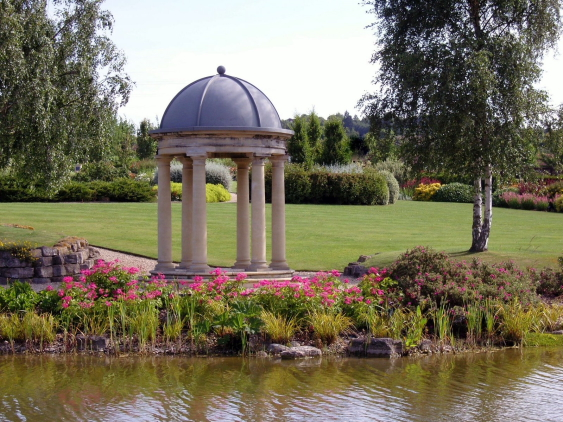 The Temple Gardens