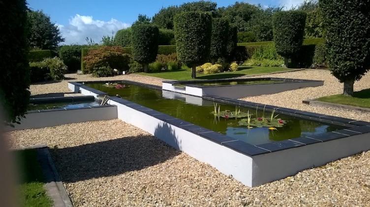 The Garden of Peace Fountain